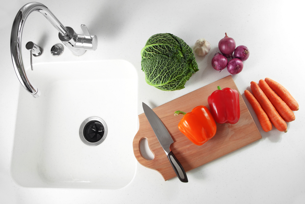 What Foods Are OK for a Garbage Disposal?