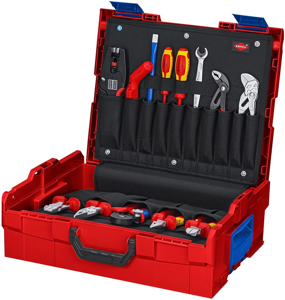 picture of a plumbing tool box