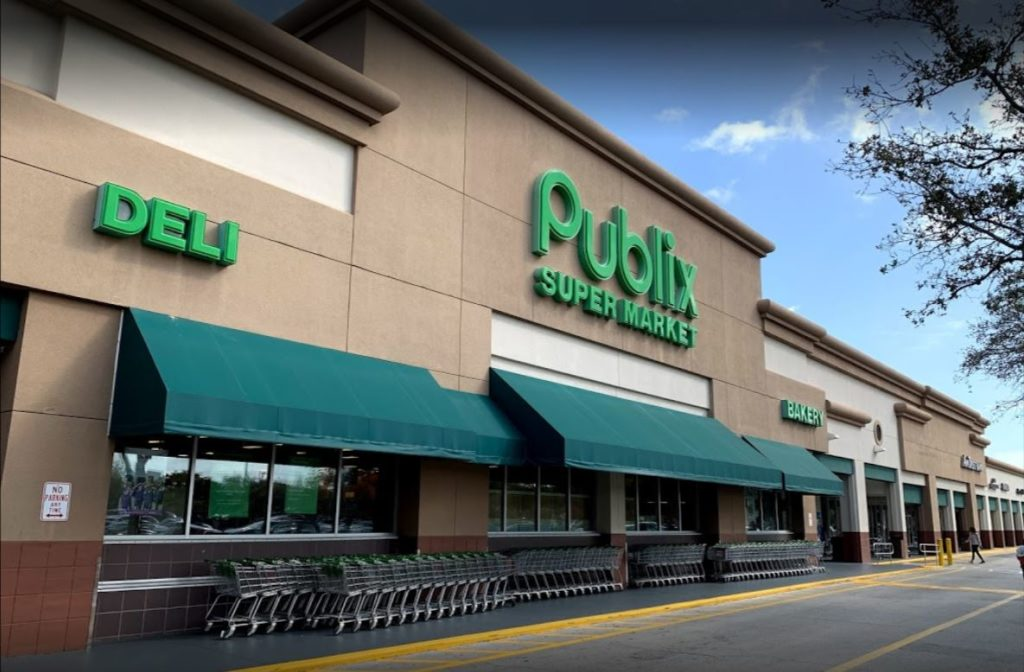 Publix at the plaza of delray - best publix delray beach